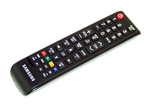 OEM Samsung Remote Control Specifically for: UN60FH6200F, UN60FH6200, UN60FH6200FXZA, UN55FH6200FXZA, UN55FH6200 (Renewed)