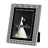Wedgwood Vera Wang con amor Noir marco de la foto de 12,5 cm por 17,5 cm