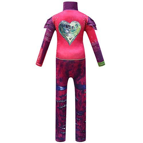 Kostüme für Mädchen, Motiv: Nachkommende, 3 Stück Gr. 150 cm, Stil 11