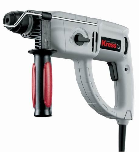 Kress Pneumatik Bohrhammer 550 PH im Koffer, 550 Watt, 4950 1/min