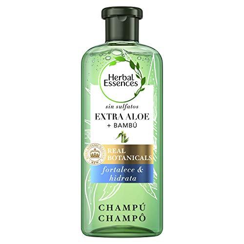 Champú Herbal Essences Bio: Renew sin Sulfatos con Aloe Intenso Y Bambú, en Colaboración con el Royal Botanic Gardens de KEW