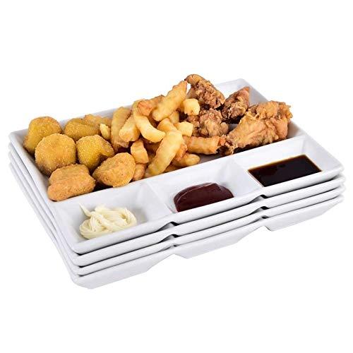 La mejor comparación de Platos para fondue - 5 favoritos. 1