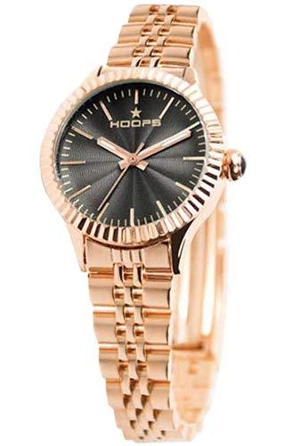2560LG07 Hoops Orologio da Donna Collezione Luxury Gold