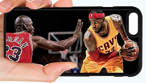 Jordan VS James Basketball Goats Phone Case Cover - Select Model (Galaxy S9 Plus)