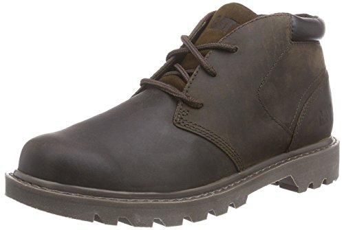 Cat Footwear Stout, Botas Chukka Hombre, Brown, 46 EU