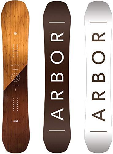 Arbor Herren Freeride Snowboard Coda Rocker 156