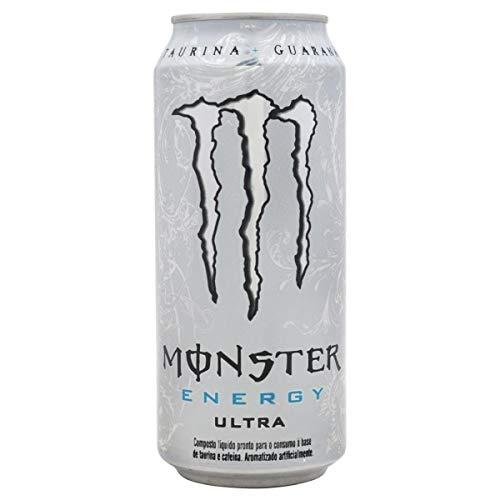 Energético Monster Energy Ultra Zero Lata 473ml