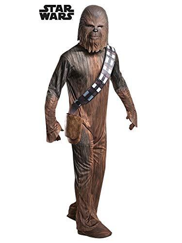 DISBACANAL Disfraz de Chewbacca para Adulto - -, M