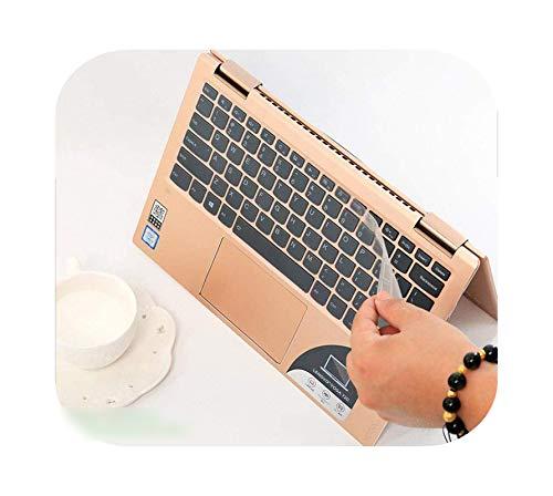 Teclado para teclado Lenovo Yoga 920 de 13,9 pulgadas, cubierta de teclado para Lenovo Yoga 920 C930 de 13,9 pulgadas, 920-13ikb / Yoga 6 Pro-Clear