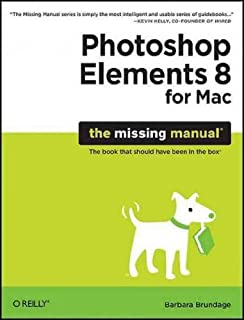 Photoshop Elements 8 for Mac: The Missing Manual
