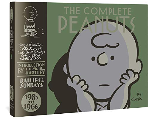 The Complete Peanuts 1965-1966: Vol. 8 Hardcover Edition: 0