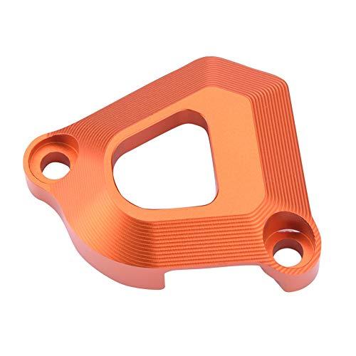 Duokon Protecteur de Cylindre D'embrayage de Moto,Protecteur de Couvercle de Cylindre D'embrayage en Aluminium CNC pour 1090 1290 R S(Orange)