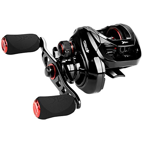 KastKing Royale Legend II Baitcasting Reels, Gear Ratio 5.4:1, Right Handed Fishing Reel