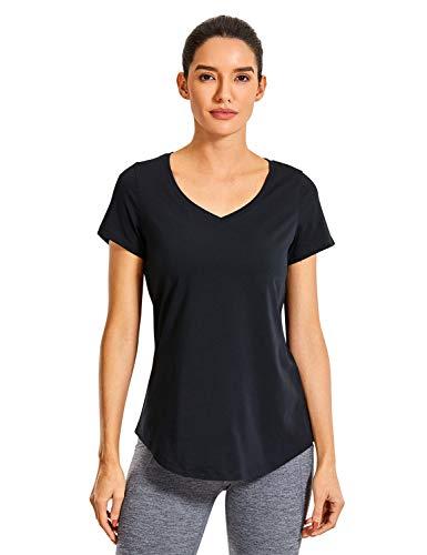 Camisa En V Mujer  marca CRZ YOGA