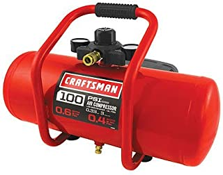 Craftsman CM 3 GAL OIL FREE COMPRESSOR WITH 7 PIECE ACCESSORY KIT