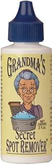 Grandma's Secret GSSR1001 Spot Remover, 2-Ounce, Single Pack, White