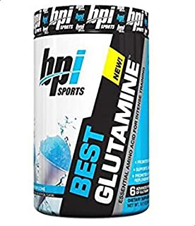BPI Sports Best Glutamine Snow Cone Flavor 400 Grams