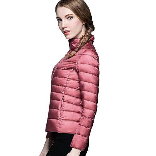 YRFHQB Winter Vrouwen Ultra Licht Down Jacket 90% Down Casual Jassen Lange Mouw Warm Jas Slim Parka Vrouwelijke Merk Herfst Outwear