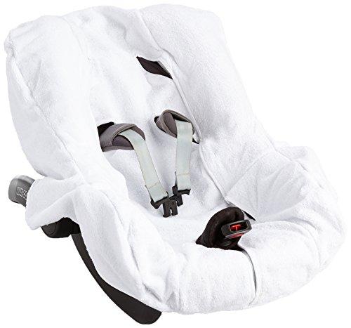 BABY'S CLAN - Coprisedia in spugna per modello Chicco Vector, colore: Bianco