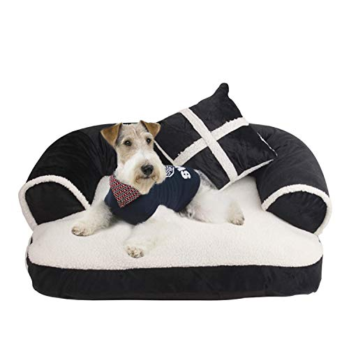 CLOVLY PAWS Premium Sofa Pet Bed