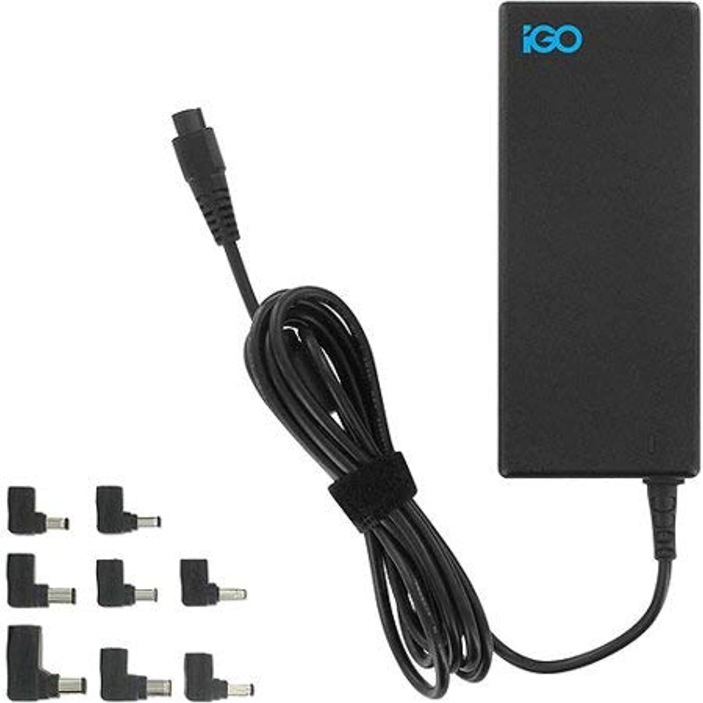 IGO Universal Laptop Charger with a 90W Strong Charge and Engineered with Surge Protection Compatible with Acer, Compaq, Dell, Gateway, HP, LG, Lenovo, Sony, Toshiba and MSI
