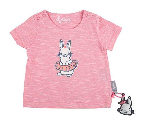 Sigikid Sigikid Baby-Mädchen T-Shirt, Rosa (Confetti 624), 68