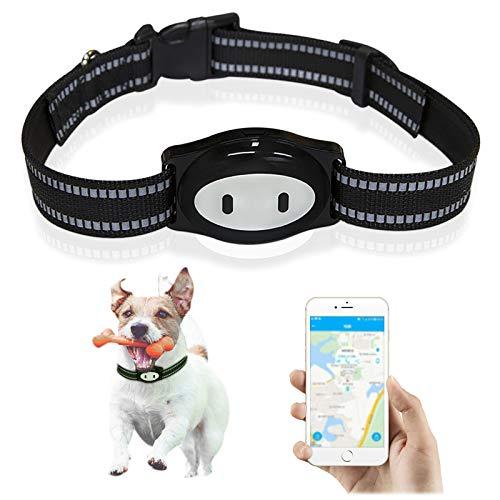 Goviells Tractive Localizzatore GPS per Cani, a Portata Illimitata, Monitoraggio dell'attività, Impermeabile