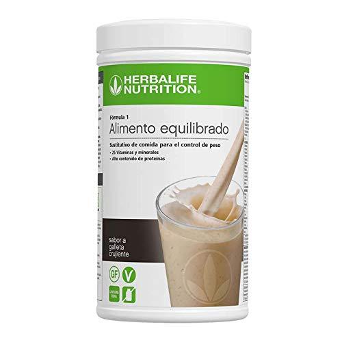 Herbalife Fórmula 1 - sabor Galleta Crujiente