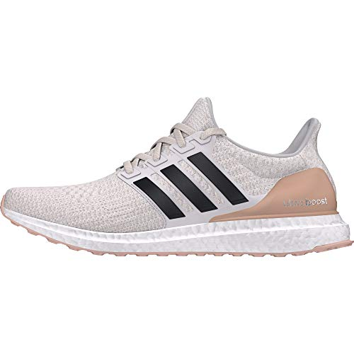 adidas Women's Ultraboost W Fitness Shoes, White (Blanub/Carbon/Ftwbla 000), 5.5 UK