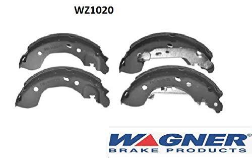 Wagner Brake Z1020 – Zapatas de freno