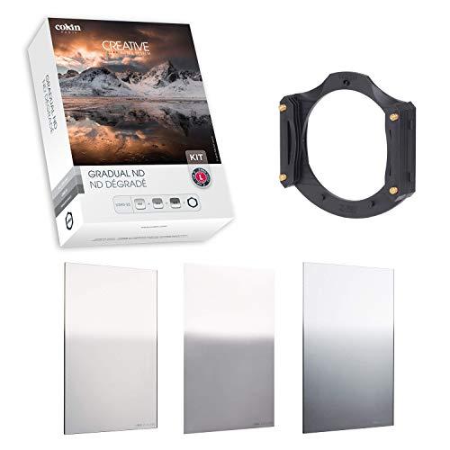 COKIN Kit ND Grad+ (121L-121M-121S + Porte-filtres) - L (Z) - U3H0-25