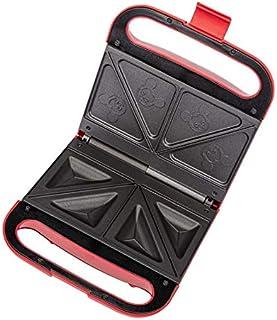 JYDQB Multifonctions électrique Oeufs Sandwich Maker Non Stick Mini Pain Grill Grille-Pain crêpes Cuisson Petit déjeuner M...