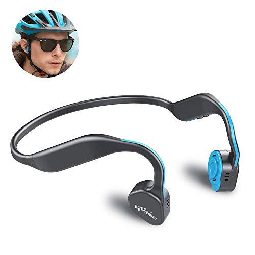 VIDONN Bone Conduction Headphones Titanium Wireless Sport Headset Stereo...