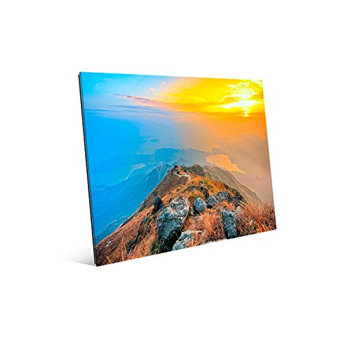 Picture Wall Art Your Photo on Custom Acrylic 20 x 16 Horizontal Print