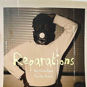 Reparations.
