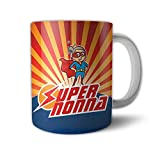 Babloo Tazza Mug Idea Regalo Super Grafica Nonna
