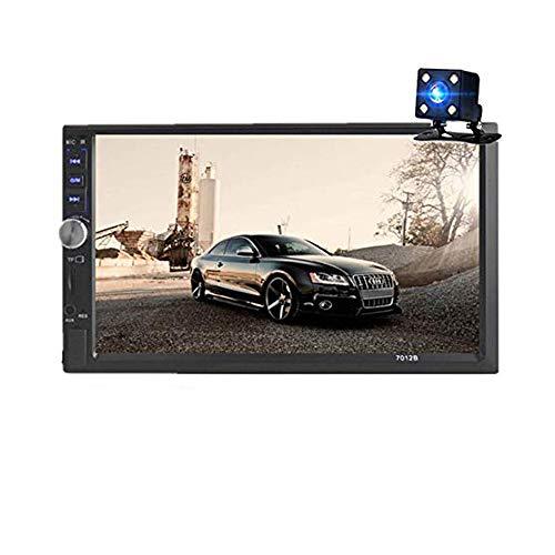 LUOAN AUTO PARTS Touch Screen LCD da 7 '' da 4 autoradio a LED Lettore 7012B Bluetooth Autoradio 2 DIN Car Audio Stereo Mirror Link Radio Cassette Player