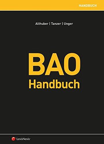 BAO Handbuch (Kommentar)