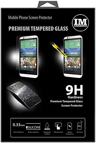 ENERGMiX Displayschutzglas kompatibel mit HTC Desire 510 Panzerfolie Hartglas Schutz Glas extrem Kratzfest Sicherheitsglas