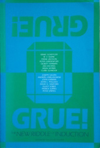Grue!: The New Riddle of Induction (1994-02-01)