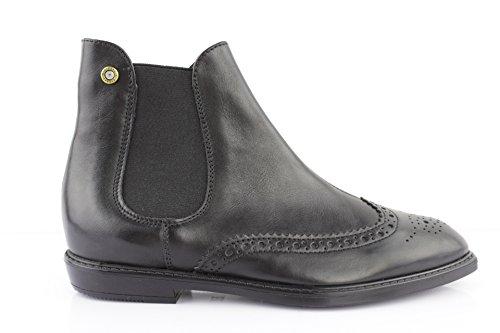 Diesel Damen Ancle Boots Stiefeletten Dandy Charme Rochelle Schwarz (EUR 38, Schwarz)