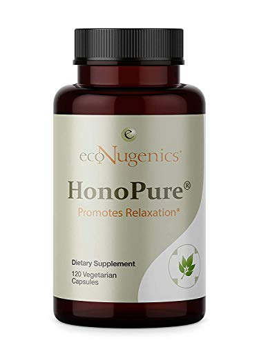 ecoNugenics - HonoPure - 120 Capsules | Professionally Formulated with 98% Pure Honokiol | Supports Cellular, Neurological & Cognitive Health | Safe, Effective & Highly Regarded Antioxidant