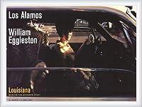 ポスター ウィリアム・エグルストン Los Alamos 2014 額装品 ウッドハイグレードフレーム(ホワイト)