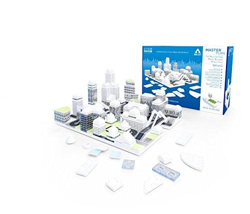 Arckit Masterplan Modelo Escala, Color Blanco (A10048)