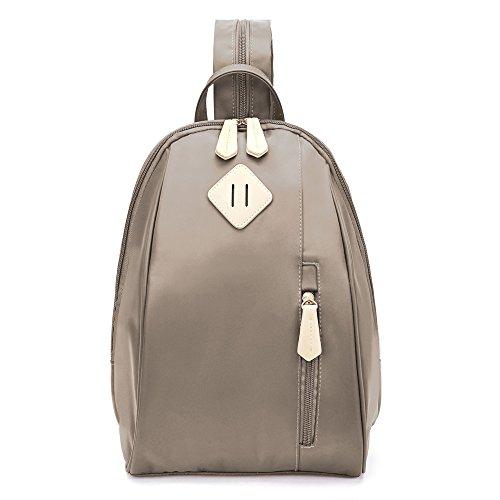 ECOSUSI City Rucksack Damen Taschen Schultertasche Stadtrucksack Damenrucksack Daypack