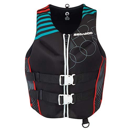 Sea-Doo Ladies' Freedom Life Jacket - The Athletic (Aqua)