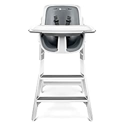 the 4moms high chair click here to check the price on amazon is really neat you get the best of both worlds modern and traditional - Modern High Chair