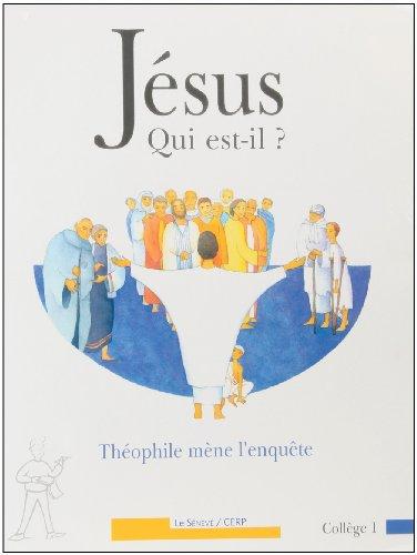 Jésus, qui est-il ? Evangile selon Saint-Luc