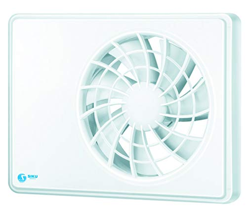 Lüfter Zentrifugal Ventilator SIKU 100/125 i-Fan 230V/50 Hz mit Kugellager