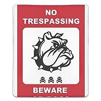 マウスパッド ゲーミング オフィス最適 高級感 おしゃれ 防水 耐久性が良い 滑り止めゴム底 ゲーミングなど適用 マウスの精密度を上がる 犬注意( 18*22*0.3cm )